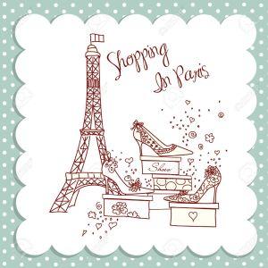 10937796-shopping-in-paris-shoes