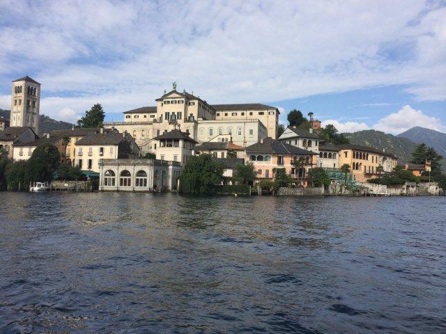 l'île de San Giulio