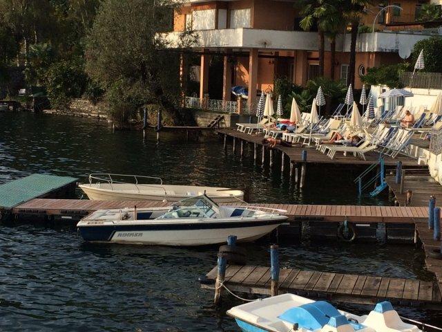 L'hôtel Giardinetto